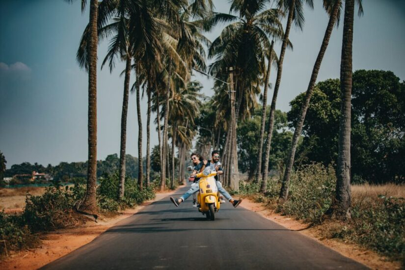 The Best Health Benefits of Travelling