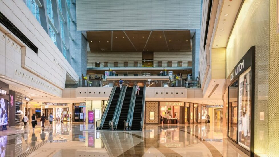The most beautiful shopping malls to visit with your family