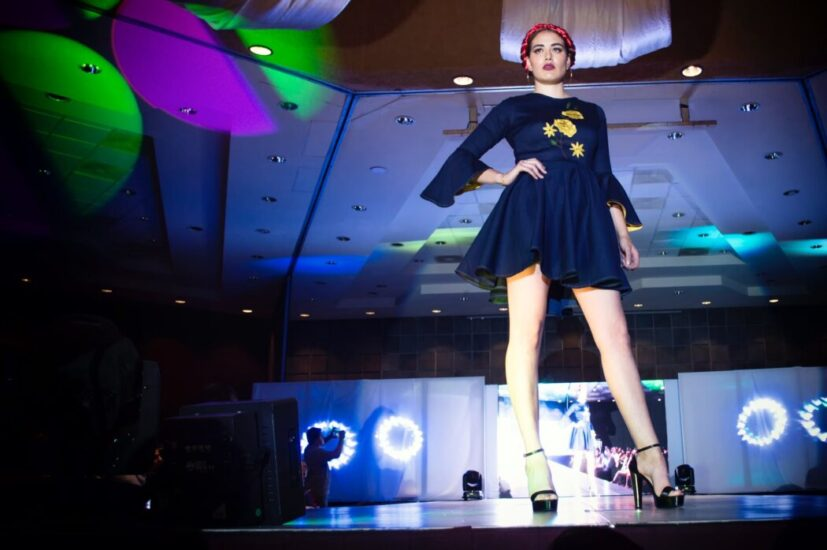 fashion show in your college